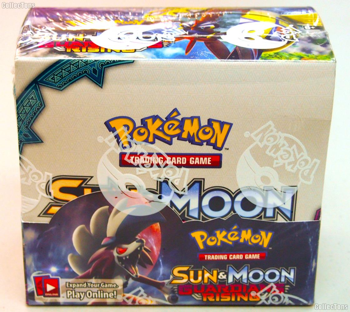 Pokemon - Sun & Moon Guardians Rising Booster Box