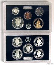 2017 SILVER PROOF SET * ORIGINAL * 10 Coin U.S. Mint Proof Set