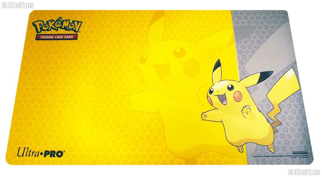 Spielunterlage Meisterdetektiv Lively Moments Pokemon Karten Spielmatte Detective Pikachu Game Mat Ultra Pro