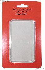 "Air-Tite Coin Capsule Direct Fit ""BAR"" Coin Holder 10oz SILVER BAR"