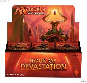 MTG Hour of Devastation - Magic the Gathering Booster Factory Sealed Box