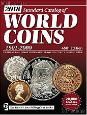 Krause 2018 Standard Catalog of World Coins 1901-2000 45th Edition