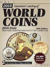 Krause 2018 Standard Catalog of World Coins 2001 - Date 12th Edition