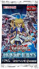 Yu-Gi-Oh! - Legendary Duelists Booster Pack