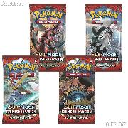 Pokemon - Sun & Moon Crimson Invasion Booster Pack