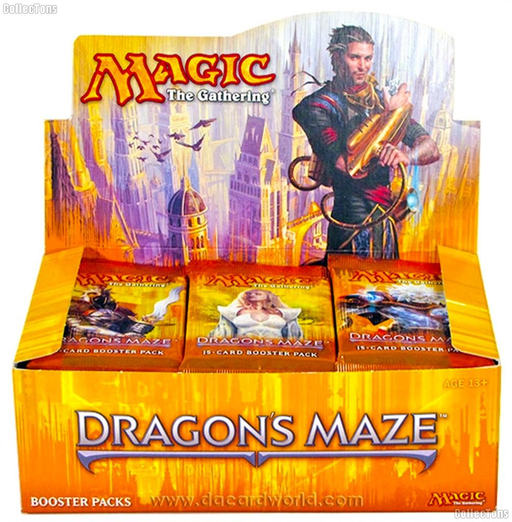 MTG Dragon's Maze - Magic the Gathering Booster Factory Sealed Box