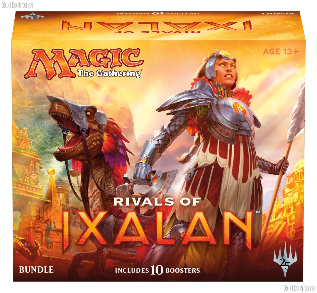 MTG - Magic the Gathering - Rivals of Ixalan Bundle