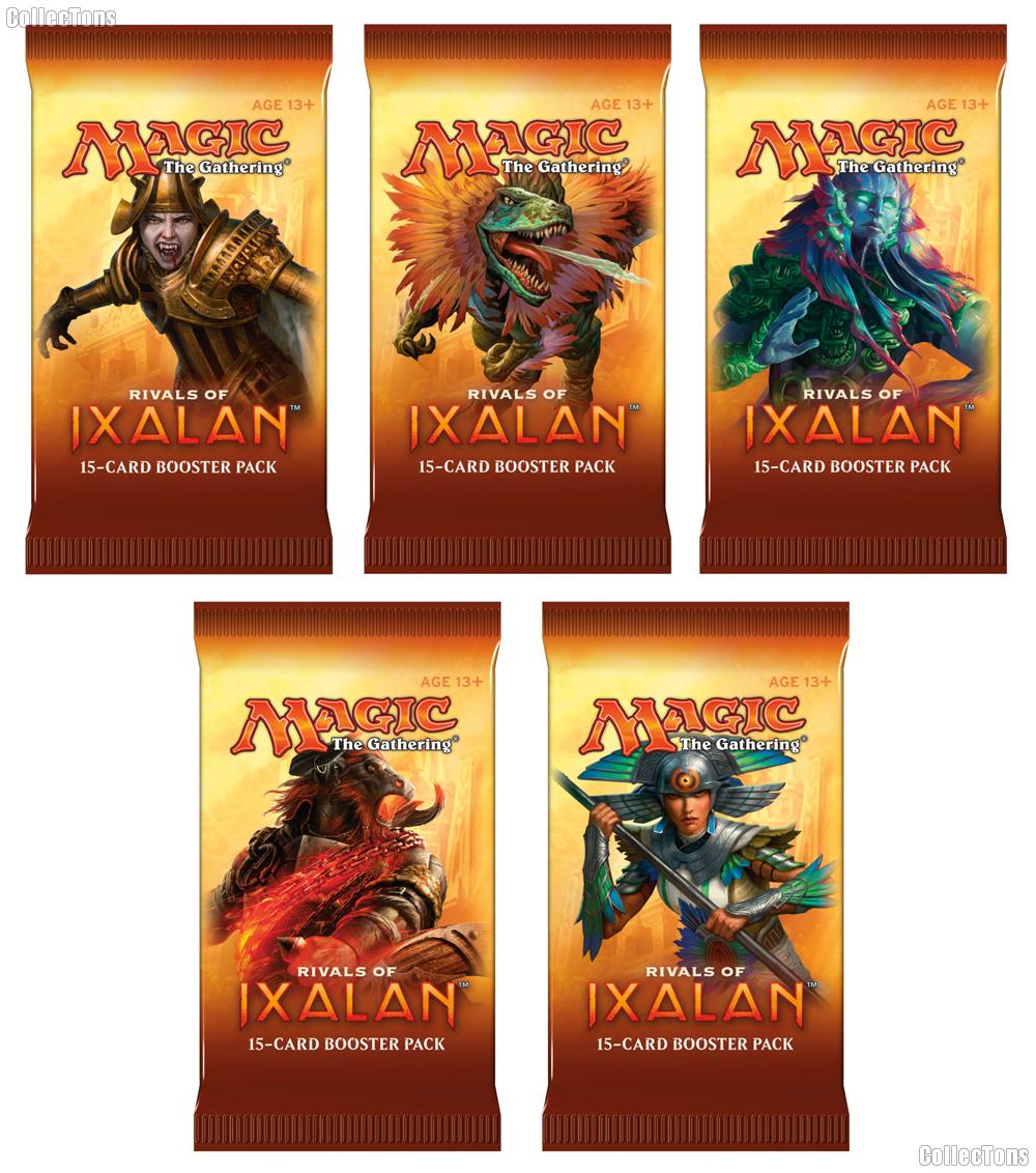 MTG Rivals of Ixalan - Magic the Gathering Booster Pack