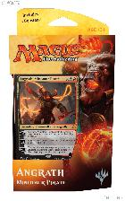 MTG Rivals of Ixalan: Magic the Gathering Planeswalker Deck: Angrath