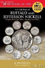 Red Book of Buffalo & Jefferson Nickels 2nd Edition - Bowers