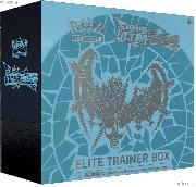 Pokemon Sun & Moon Ultra Prism Elite Trainer Box