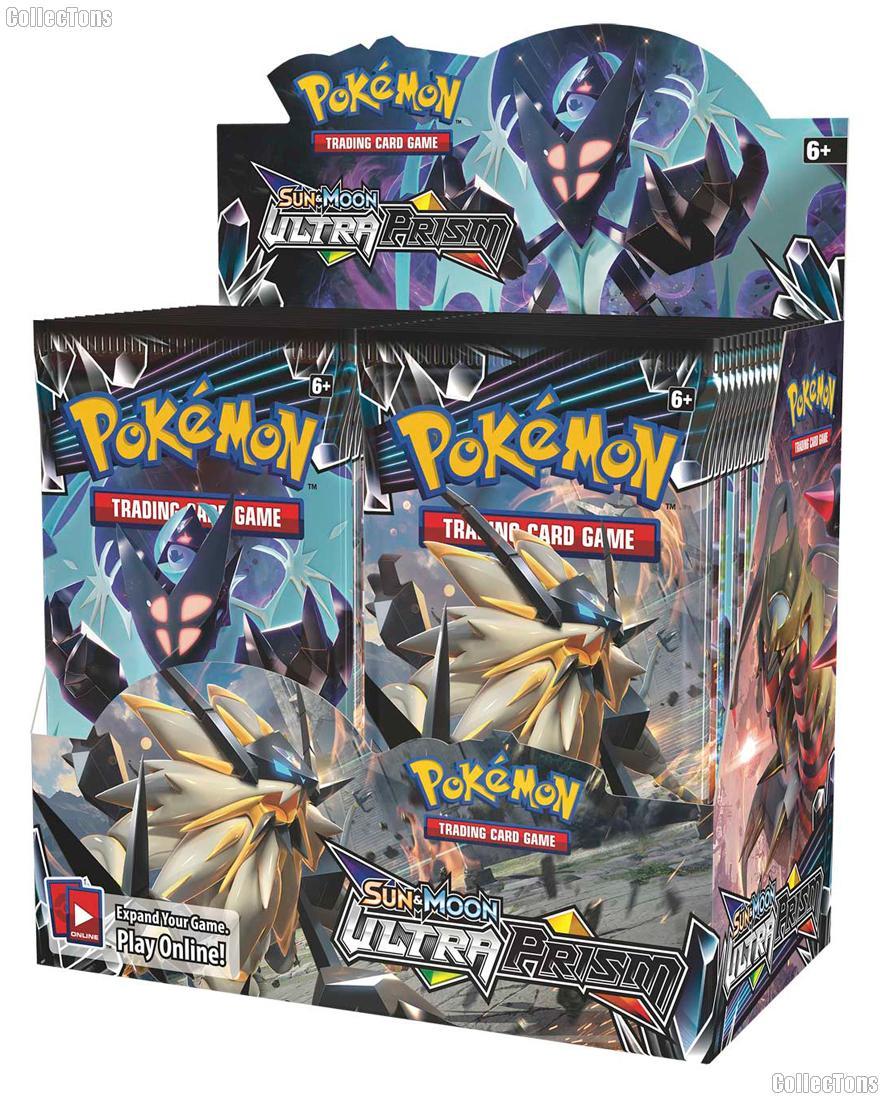 Pokemon - Sun & Moon Ultra Prism Booster Box