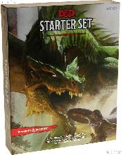 D&D Starter Set - Dungeons and Dragons Set