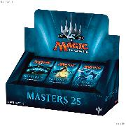 MTG Masters 25 - Magic the Gathering Factory Sealed Booster Box