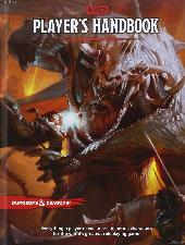 D&D Player's Handbook - Dungeons and Dragons Book