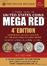 Whitman Mega Red Book of United States Coins 2019 - Deluxe Edition