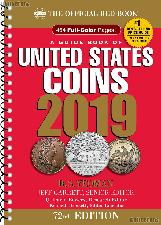 Whitman Red Book of United States Coins 2019 - Spiral