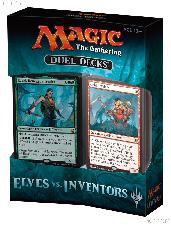MTG Elves vs. Inventors - Magic the Gathering Duel Decks Factory Sealed Box