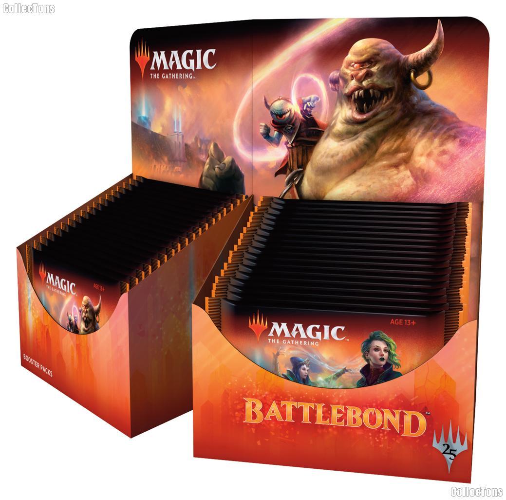 MTG Battlebond- Magic the Gathering Booster Factory Sealed Box