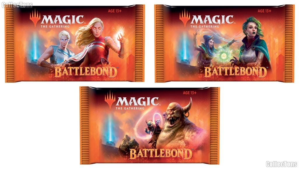 MTG Battlebond - Magic the Gathering Booster Pack