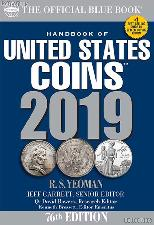 Whitman Blue Book United States Coins 2019 - Paperback