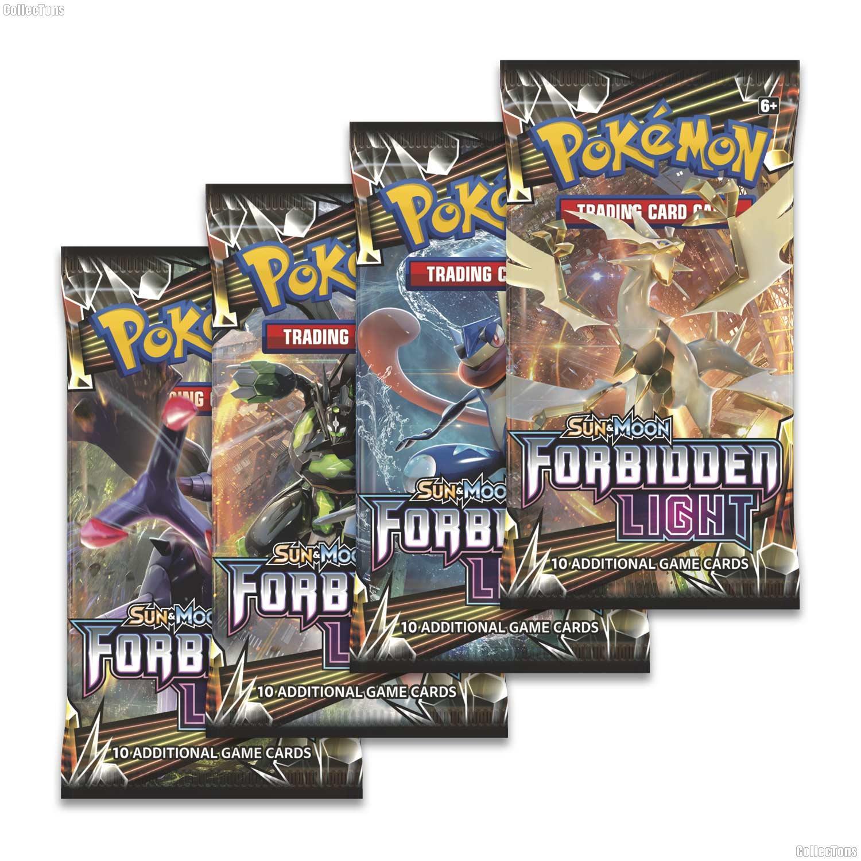 Pokemon - Sun & Moon Forbidden Light Booster Pack