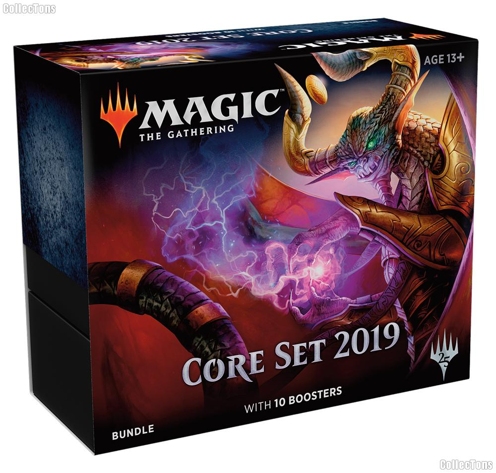 MTG - Magic the Gathering - Core Set 2019 M19 Bundle