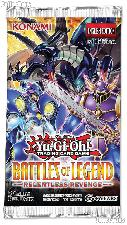 Yu-Gi-Oh! - Battles of Legend: Relentless Revenge Booster Pack