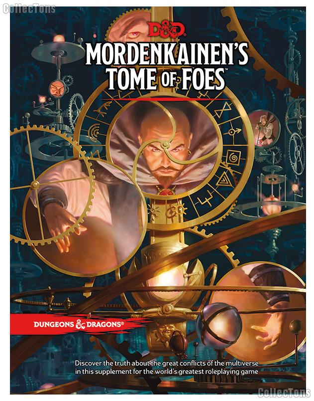 D&D Mordenkainen's Tome of Foes - Dungeons and Dragons Book