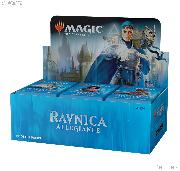 MTG Ravnica Allegiance - Magic the Gathering Booster Factory Sealed Box