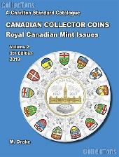2019 Charlton Standard Catalogue of Canadian Coins Vol. 2 Royal Canadian Mint Issues, 9th Edition