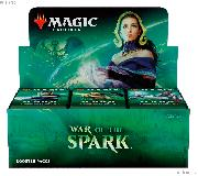 MTG War of the Spark - Magic the Gathering Booster Factory Sealed Box