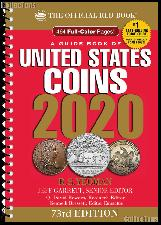 Whitman Red Book of United States Coins 2020 - Spiral