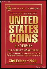 Whitman Red Book of United States Coins 2020 - Hard Cover