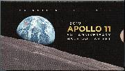 2019 Apollo 11 - 50th Anniversary Half Dollar 2-Coin Set