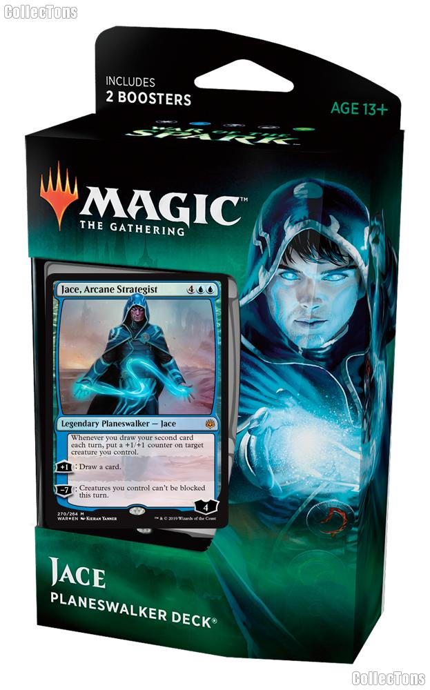 War of the Spark: Magic the Gathering Planeswalker Deck: Jace