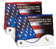 2019 Mint Set - All Original 20 Coin U.S. Mint Uncirculated Set