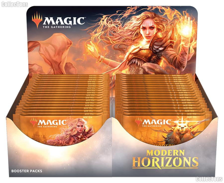 MTG Modern Horizons - Magic the Gathering Booster Factory Sealed Box
