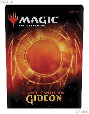 Signature Spellbook: Gideon MTG Magic the Gathering