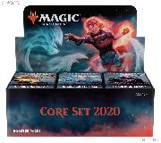 MTG Core Set 2020 - Magic the Gathering Booster Factory Sealed Box