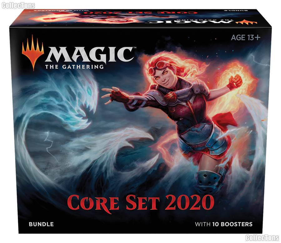 MTG - Magic the Gathering - Core Set 2020 Bundle