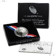 2015-S United States Marshals Service 225th Anniversary Proof Commemorative Clad Half Dollar Coin