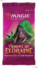 MTG Throne of Eldraine - Magic the Gathering COLLECTOR Booster Pack