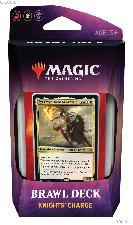 MTG Throne of Eldraine: Magic the Gathering Brawl Deck: Knight's Charge