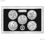 2020 QUARTER SILVER PROOF SET * ORIGINAL * 5 Coin U.S. Mint Silver Proof Set
