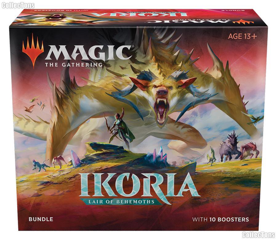 MTG - Magic the Gathering - Ikoria Lair of Behemoths Bundle