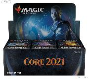 MTG Core Set 2021 - Magic the Gathering Booster Factory Sealed Box