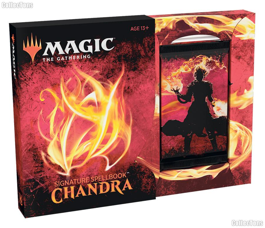Signature Spellbook: Chandra MTG Magic the Gathering