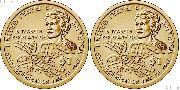2020 P & D Native American Dollar BU 2020 Sacagawea Dollar SAC