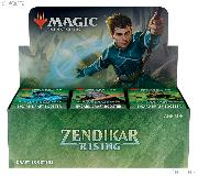 MTG Zendikar Rising - Magic the Gathering Booster Factory Sealed Box